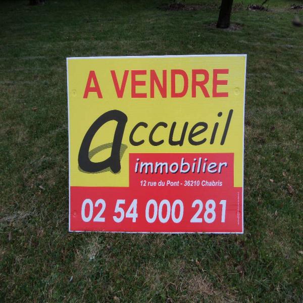 Offres de vente Terrain Menetou-sur-Nahon 36210
