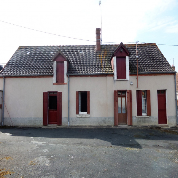Offres de vente Maison Parpeçay 36210