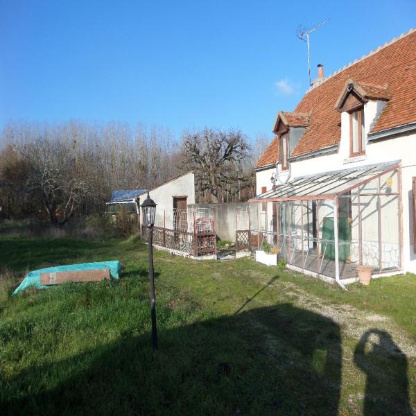 Offres de vente Maison La Vernelle 36600