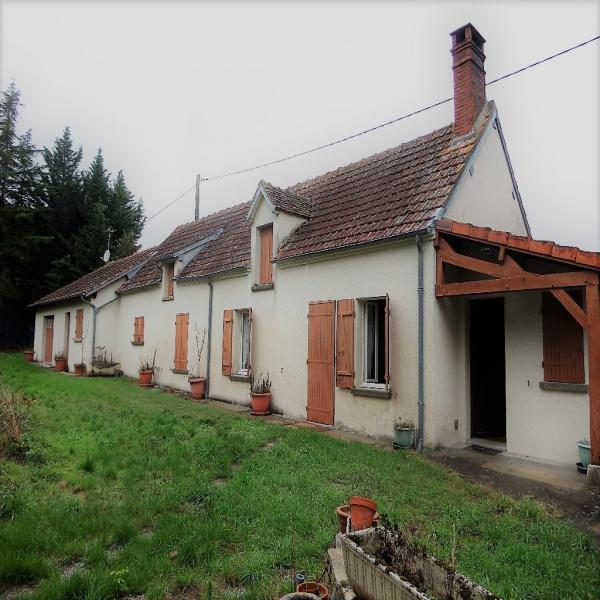Offres de vente Maison Menetou-sur-Nahon 36210